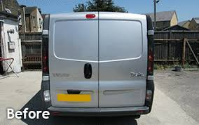 Van Window Conversion Renault Trafic