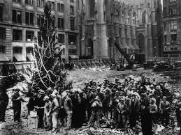 Christmas Tree Amazon Local by First Rockefeller Center Christmas Tree Business Insider