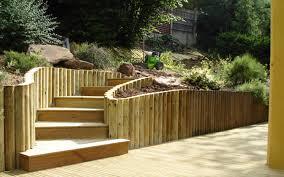 bois pour l aménagement de votre jardin paysagiste sète