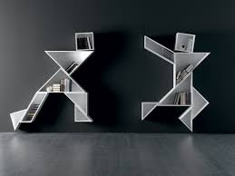Gorgeous And Innovative Bookshelves La Oddee