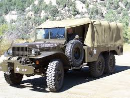 100 6x6 Military Trucks For Sale No Frills 1944 Dodge WC63 66 Troop Carrier Bring A Trailer