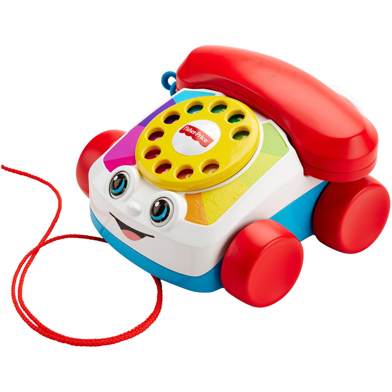 Fisher-Price Chatter Telephone Toy