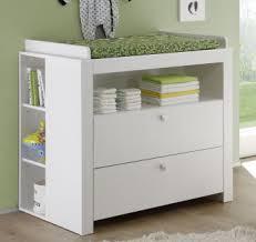 commode chambre bébé commode à langer contemporaine blanche alexane commode chambre