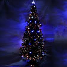 Mini Fiber Optic Christmas Tree Walmart by Decorating Breathtaking Fiber Optic Christmas Tree With Sparkling