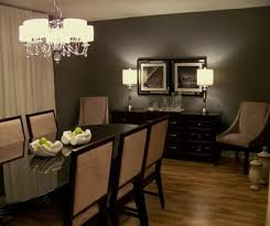 Paint Colors With Dark Dining Rooms