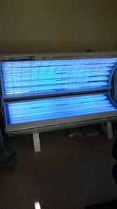 sunquest pro 16 se by wolff system tanning bed in momence letgo