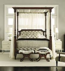 Queen Canopy Bed Curtains by Queen Canopy Beds With Sheer Curtains Amys Office
