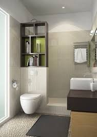 separation salle de bain une salle de bain avec italienne bien aménagée
