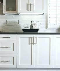 Black Kitchen Cabinet Hardware Ideas Pulls With Regard To