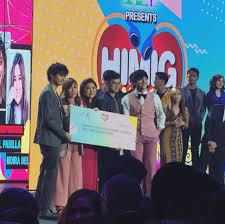 100 Daniel 13 HimigHandog2019 Padilla Moira Dela Torre Win