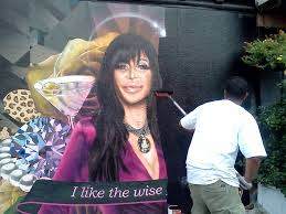 Big Ang Mural Chicago by Bye Bye Big Ang Kind Of A Shame To Paint Over This Awesom U2026 Flickr