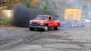 100 Truck Tug Of War Semi Vs Dually O Daisy Dukes Show Coub GIFs With Sound