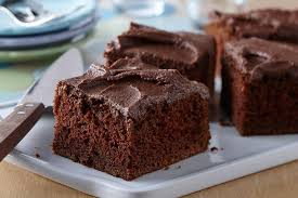 Buttermilk Chocolate Cake with Chocolate Malt Frosting AE Dairy