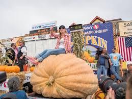 Pumpkin Patch Half Moon Bay Ca by Oct 9 44th Safeway World Championship Pumpkin Weigh Off Half