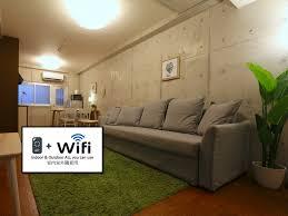 100 Modern House 3 KU1 Umeda Stories Big Max 11pax Home Osaka
