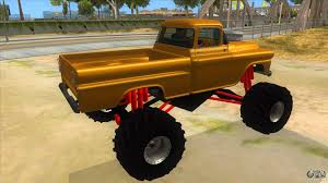 1958 Chevrolet Apache Monster Truck For GTA San Andreas Gta Gaming Archive Stretch Monster Truck For San Andreas San Andreas How To Unlock The Monster Truck And Hotring Racer Hummer H1 By Gtaguy Seanorris Gta Mods Amc Javelin Amx 401 1971 Dodge Ram 2012 By Th3cz4r Youtube 5 Karin Rebel Bmw M5 E34 For Bmwcase Bmw Car And Ford E250 Pumbars Egoretz Glitches In Grand Theft Auto Wiki Fandom Neon Hot Wheels Baja Bone Shaker Pour Thrghout