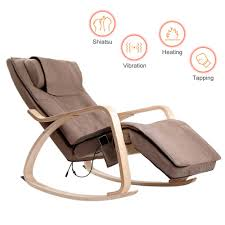 US $259.99 35% OFF|Furgle Comfortable Relax Rocking Chair Widened Electric  Heat Folding Massage Chair Rocking Design Lounge Bed Shiatsu Recliner On ... Mid Century Rocking Chair Retro Modern Fabric Upholstered Wooden Chairs Style Armchair Relax Sleep Vner Panton Licensed Reproduction Relax Lounge Rocking Chair For Matzform Hot Item Cy2273 Top Quality Antique Relaxing Seller View Bodian Product Details From Bazhou City Bodian Fniture Co Ltd On Alibacom Sobuy With Adjustable Footrest Side Bag Fst18dg Baby Babies Kids Cots Amazoncom Lixiong Outdoor Garden Eclecticosineu Caline Parc Homhum Grey Padded Seat Rocker Nursery Comfortable Glider