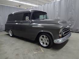 RARE!! 1957 Chevrolet 1/2 Ton Panel Truck 502 V8 Hot Rod For Sale ...