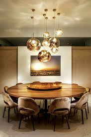 Flush Mount Dining Room Lighting Appealing With Pendant