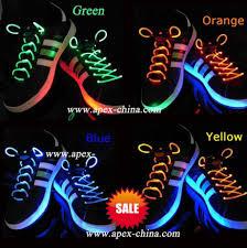 lighting shoelaces lilianduval