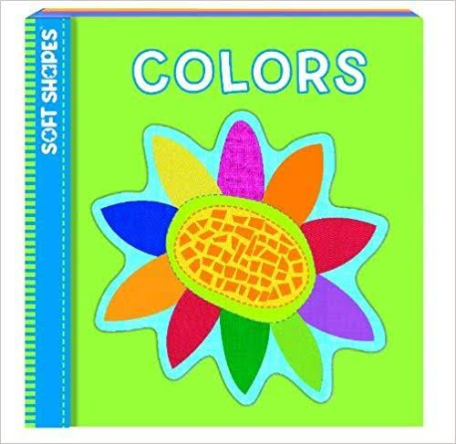 Melissa & Doug Soft Shapes Book- Colors
