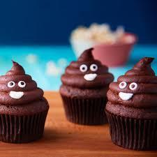 Poop Emoji Cupcakes Recipe