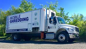 Shredding On Site | Mobile Document Shredding | Bangor, Maine
