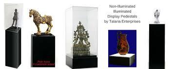 Talaria Display Pedestal Stands