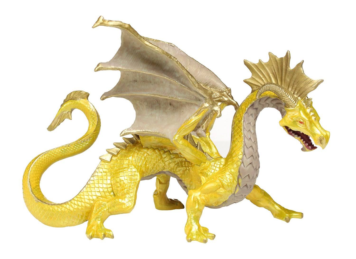 Safari Ltd Dragons Golden Dragon Figure