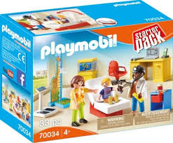 playmobil 70034 starterpack beim kinderarzt 70034 jetzt