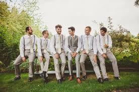 Rustic Wedding Attire