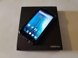 Oukitel K Max review – best mAh rugged smartphone