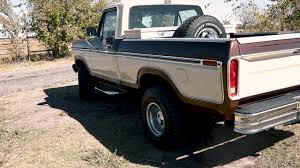 1978 Ford F150 4x4 Ranger FOR SALE - YouTube