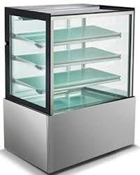 Universal UHBDC48 48 Refrigerated Bakery Display Case