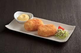 Japanese Pumpkin Croquette Recipe by Japanese Wasabi Croquette Recipe Asian Inspirations