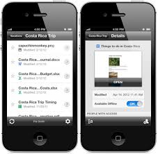 Google Drive For iPhone iPad Now Available For Download Docs