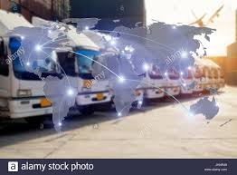 Logistics Truck Transport Africa Stock Photos & Logistics Truck ...