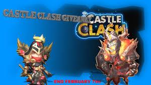 Pumpkin Duke Castle Clash Hack by Castle Clash Account Giveaway January 2017 Youtube