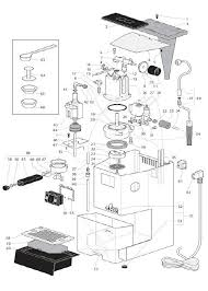 Mr Coffee Espresso Maker Parts Part Diagrams Images Machine On Metal Filter Cup