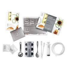 cuisine en kit cuisine r evolution molecular gastronomy kit buy uk