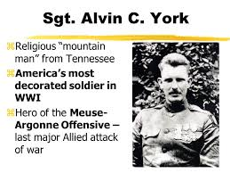Most Decorated Soldier Ww1 by America In World War I America Neutrality To War Zwhen The War