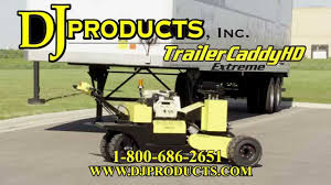 TrailerCaddy Extreme - Heavy Duty Trailer Dolly - YouTube