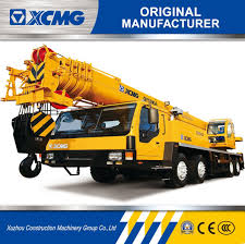 100 Ton Truck China XCMG 50 Mobile Crane For Sale China Crane