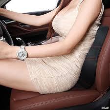 reglage siege auto coussin lombaire soutien oreiller koyoso siège auto dos soutien