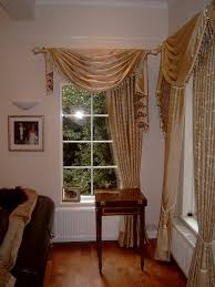 Checkered Flag Window Curtains by Looking For Curtain Makers Who Can Pull Off Sensational Swags And