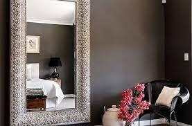Winsome Design Bedroom Wall Mirrors Decorative Uk Ideas Vintage Amazon With Lights