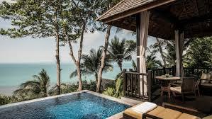 100 W Hotel Koh Samui Thailand 5Star Luxury Beach Resort Four Seasons Resort