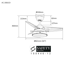 Ceiling Fan Balancing Kit Singapore by Products Focus De Lightings