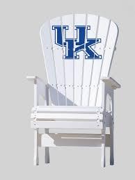 High Top Patio Chair - University Of Kentucky Wildcats