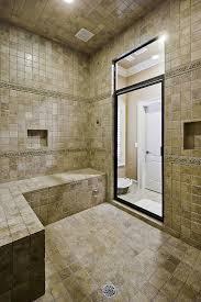 Bathroom Bench Ideas Rock Shower Bench Seat Ideas Bathroom Traditional